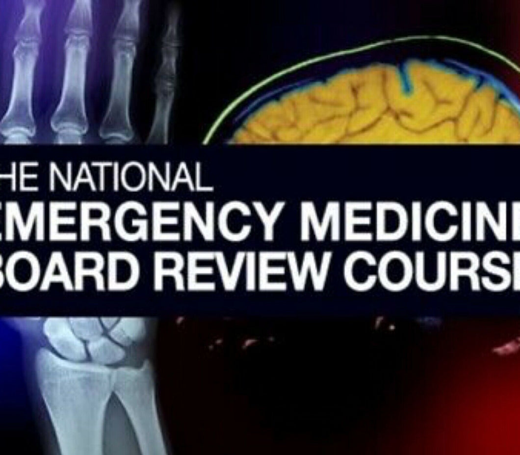 National Emergency Medicine Board Review 2018