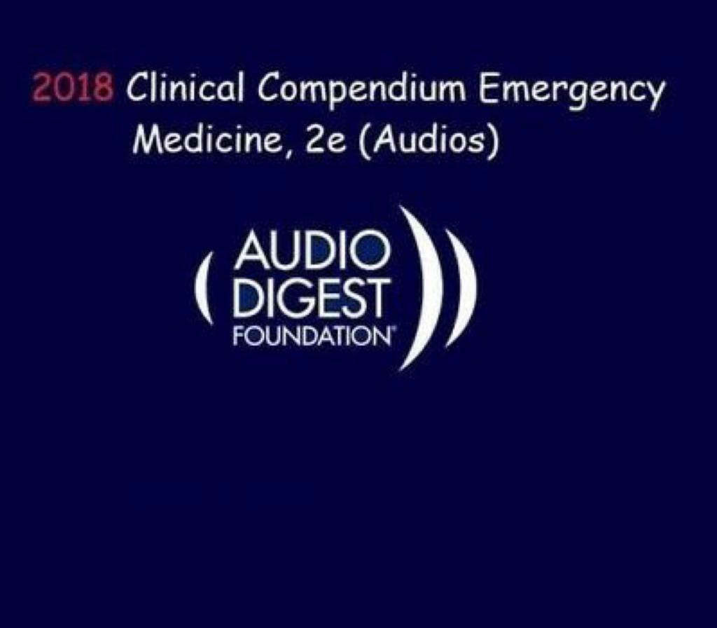 Clinical Compendium Emergency Medicine 2018