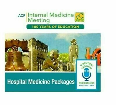 ACP Hospital Medicine Packages 2019