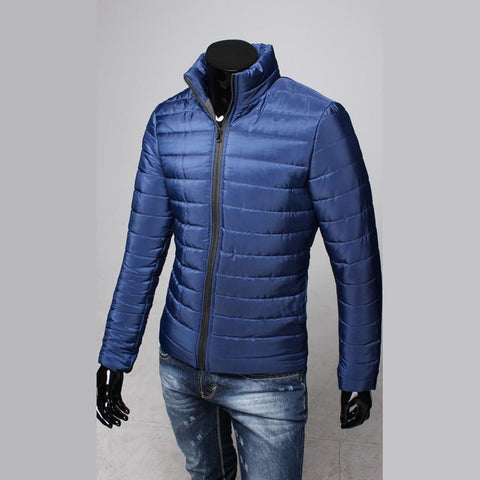 Men´s Cotton Zipper Jacket