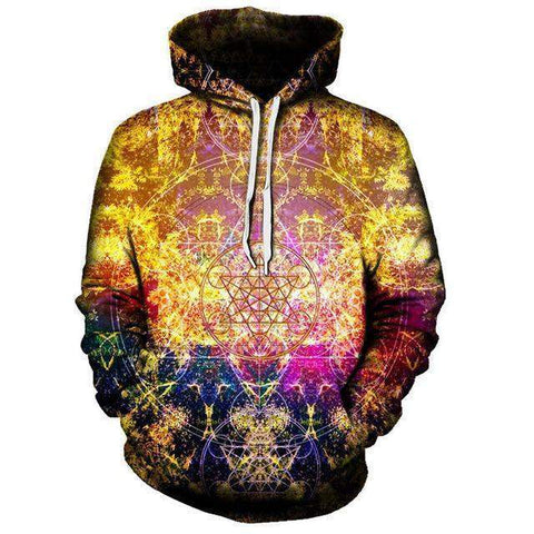 Psychedelic Cosmos Hoodie