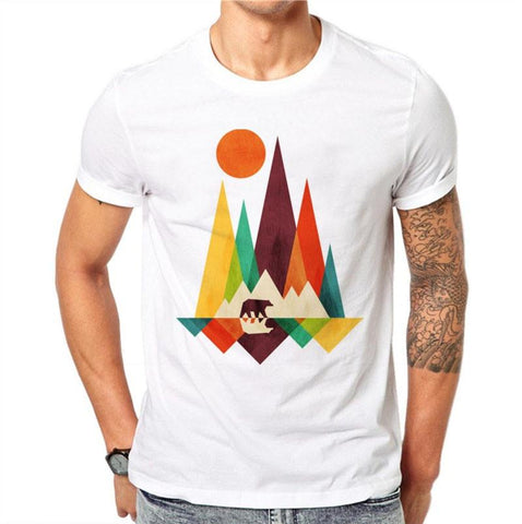 Men´s Mountain T-Shirt