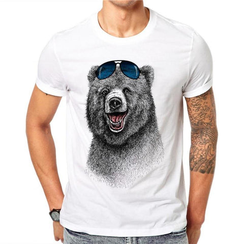 Men´s Bear T-shirt