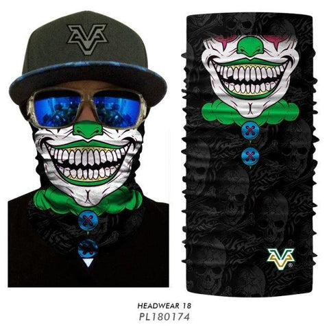 Pirate Skull Bandana