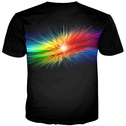 Rainbow Splat T-Shirt