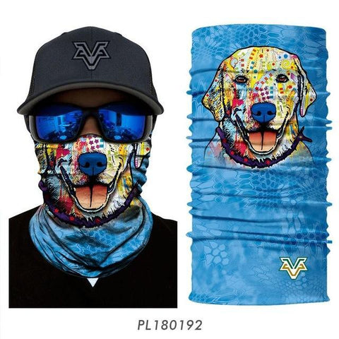 Golden Retriever Bandana