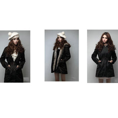 Women's Cotton Coat