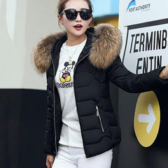 Women`s Fur Jacket
