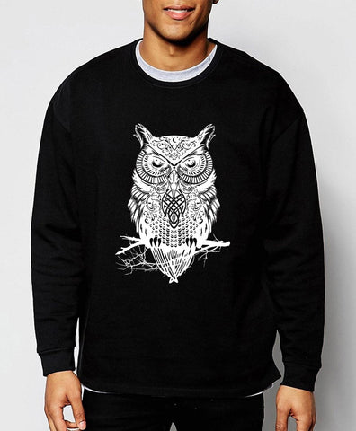 Men´s Owl Sweatshirt