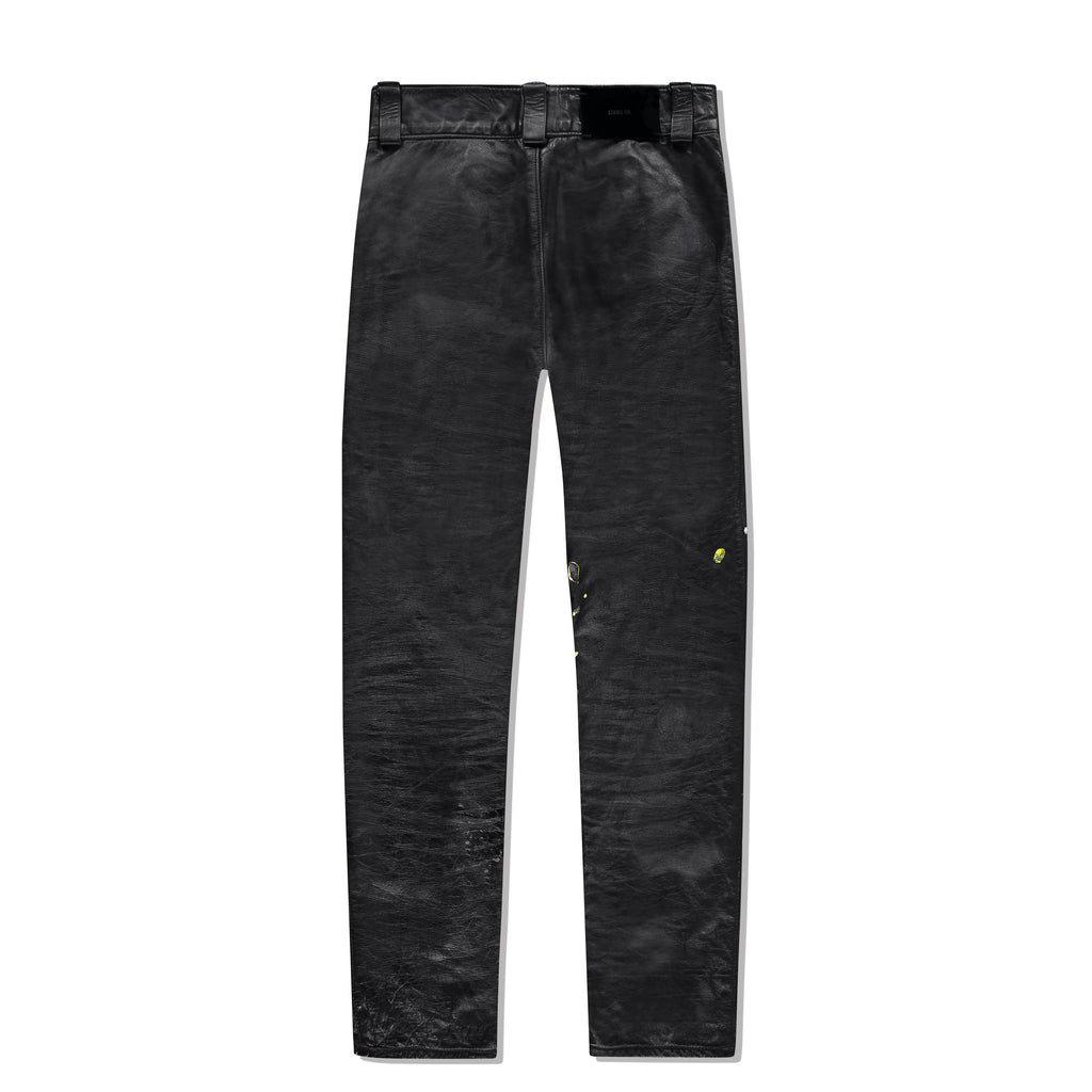 THE SID LEATHER PANT