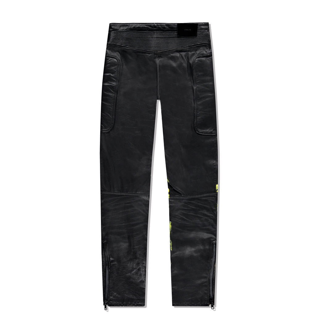 OUTLAW LEATHER MOTO PANT