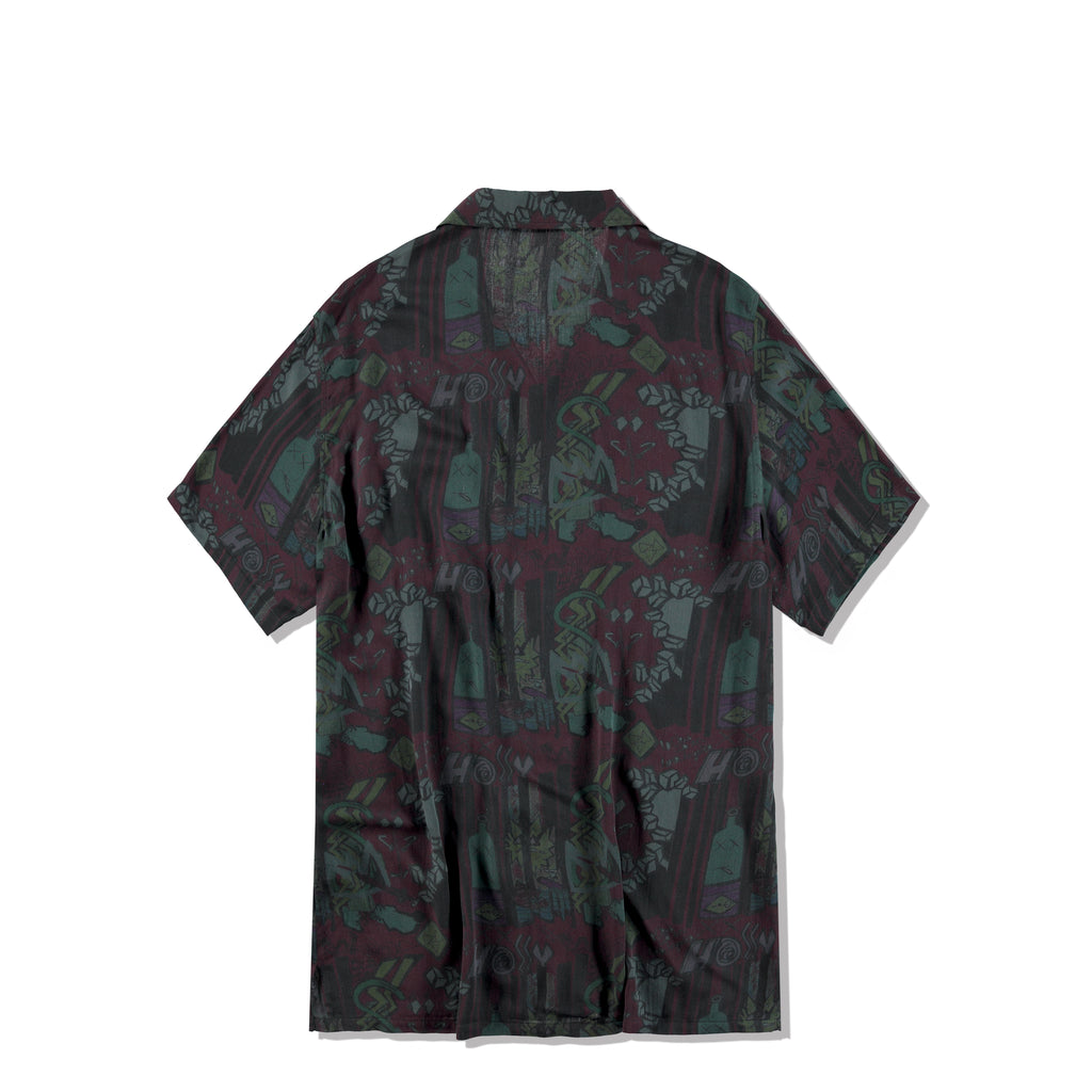 OVER-DYED HOLLYWOOD SHORT SLEEVE