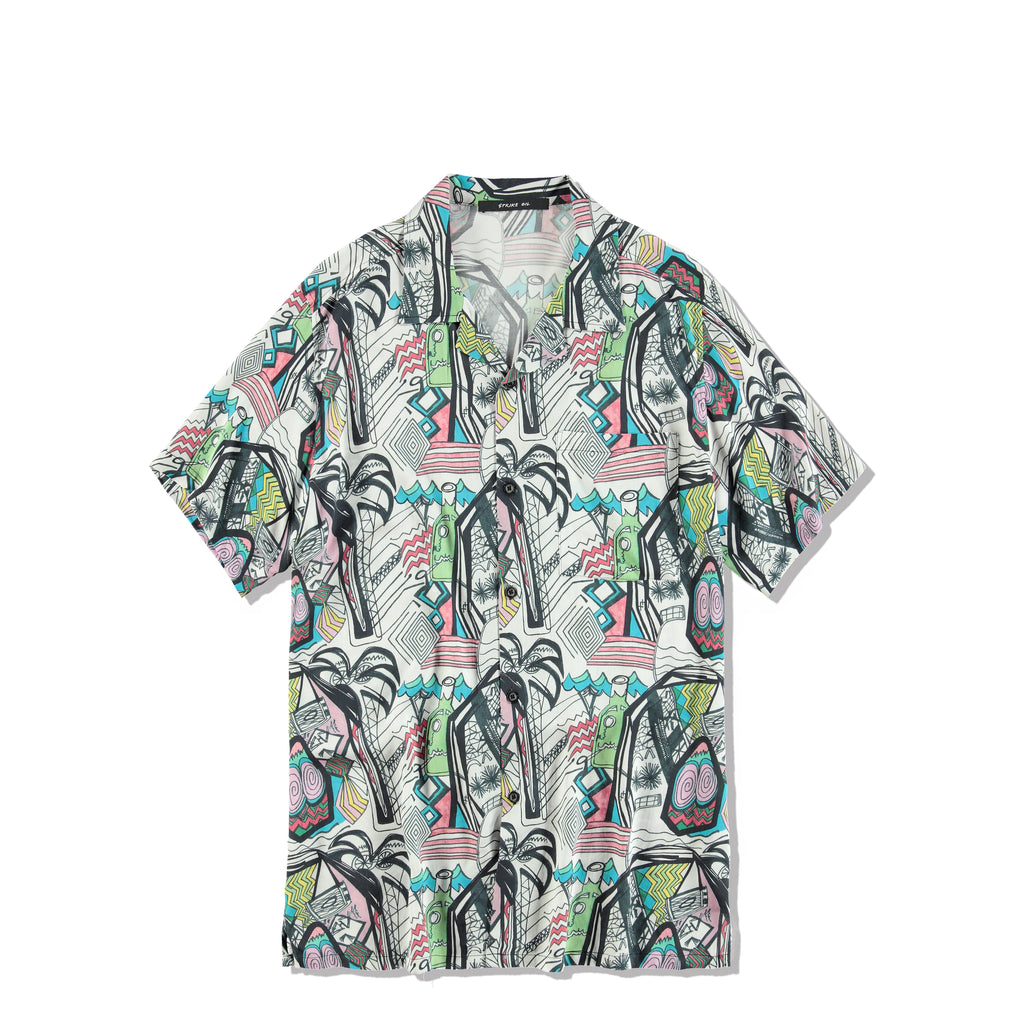 STONED IN PARADISE SHORT SLEEVE