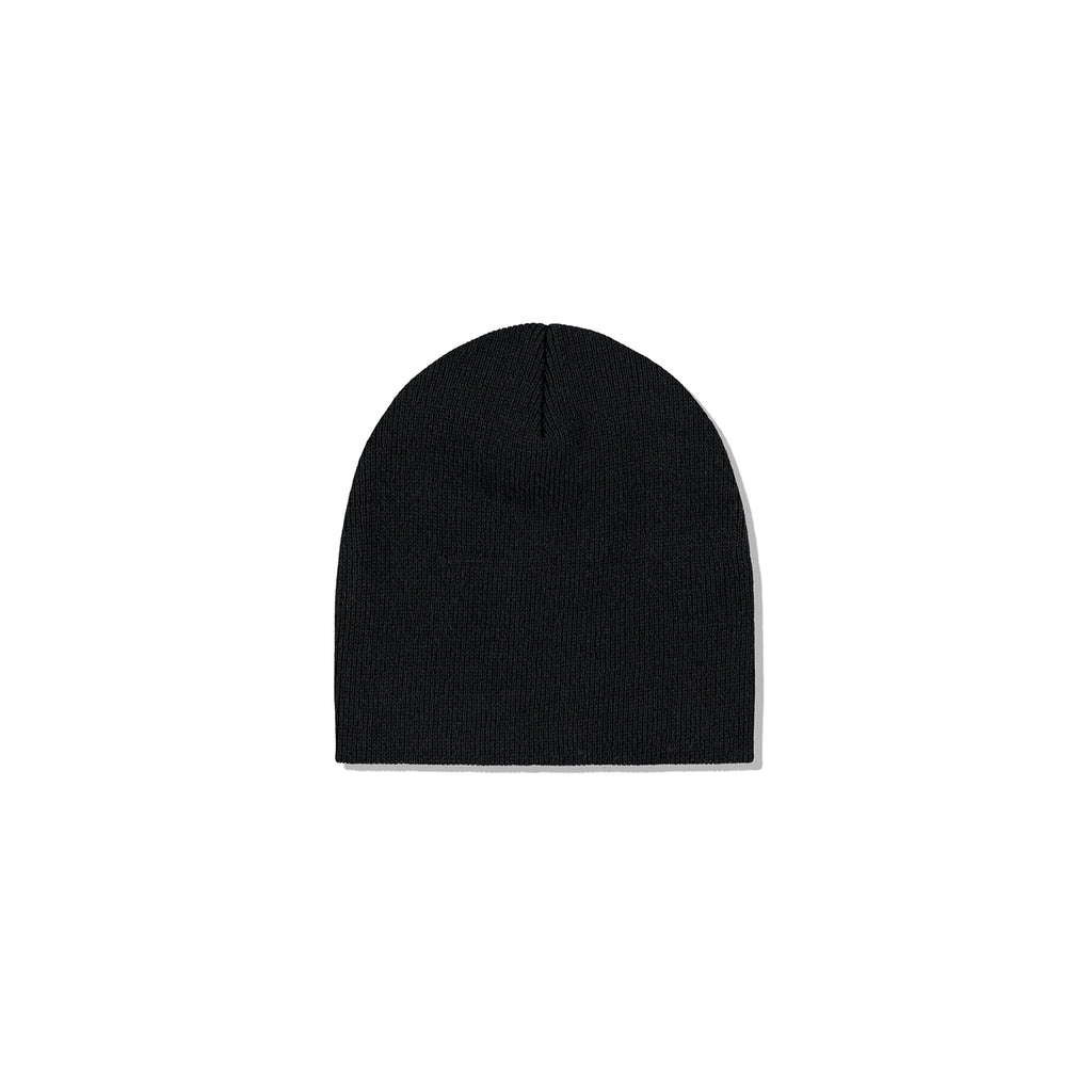 RED STRIKE OIL BEANIE