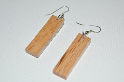 Barn Wood Earrings