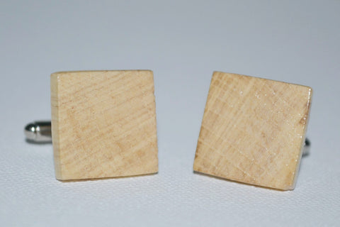 Hickory Cuff Links