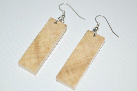 Hickory Earrings