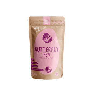 Butterly Pea Pulver