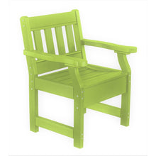 Load image into Gallery viewer, DuraWeather Poly® Garden Mission Chair