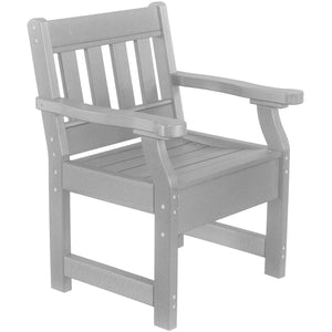 DuraWeather Poly® Garden Mission Chair