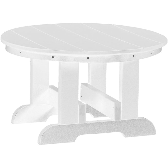 polywood, polywood furniture, outdoor coffee table, chat table, patio table, duraweather poly, conversation table, end table, patio furniture, outdoor furniture, porch furniture, deck furniture, trex furniture