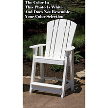 Load image into Gallery viewer, Plantation Counter Height Adirondack Chair
