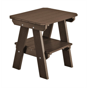 DuraWeather Poly® Two Tier Rectangular End Table