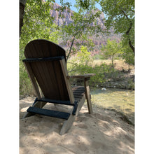 Load image into Gallery viewer, New! Set of 8 - DuraWeather Poly® Signature Collection King Size Folding Adirondack Chair