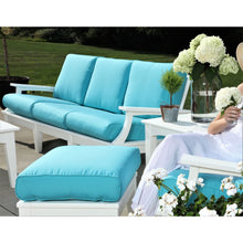 Load image into Gallery viewer, DuraWeather Poly® Princeton Estates Sofa With Sunbrella® Fabric