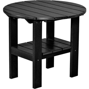 "DuraWeather Poly® Classic End Table 20"" Rd."