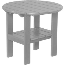 "Load image into Gallery viewer, DuraWeather Poly® Classic End Table 20"" Rd."