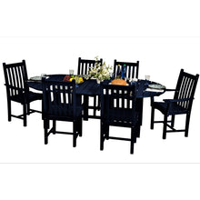 Load image into Gallery viewer, DuraWeather Poly® 7 pc. Mission Dining Set