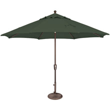 Load image into Gallery viewer, DuraWeather® 11' Push Button Tilt Octagon Umbrella (Over 22 Colors!) Ships in 3-5 Business Days