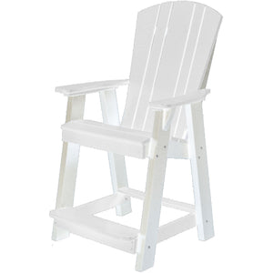 Set of 3 - Plantation Counter Height Adirondack Chairs