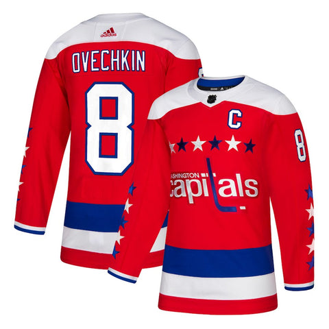 Red Wings 3rd Jersey