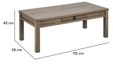 Table Nasse Brentwood