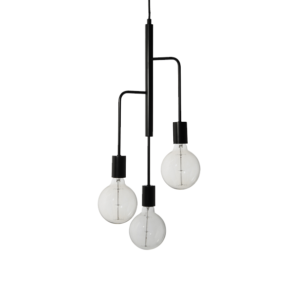 Cool Chandelier | Noir