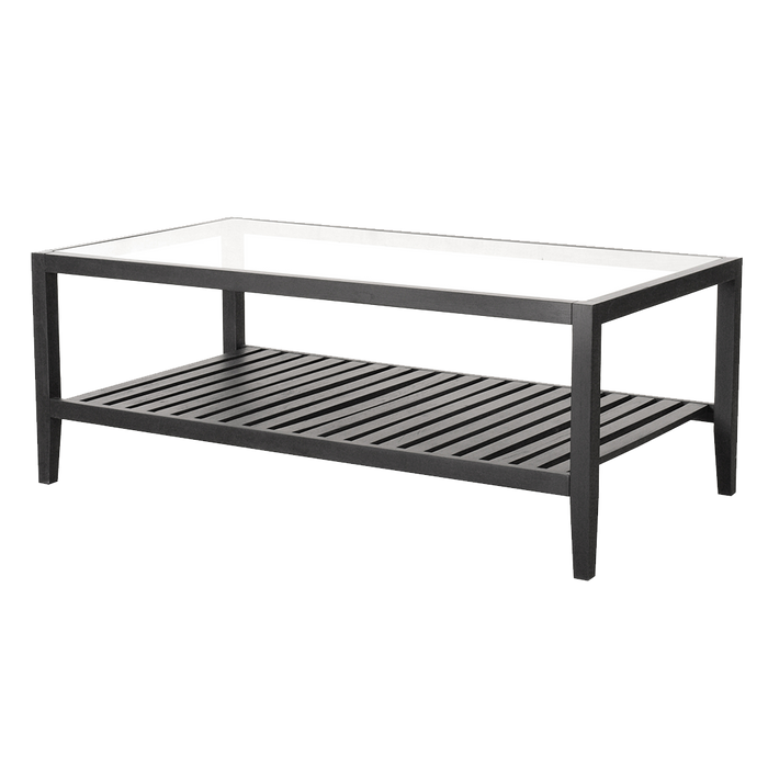 Table Basse Rectangulaire Midsomer | Noir