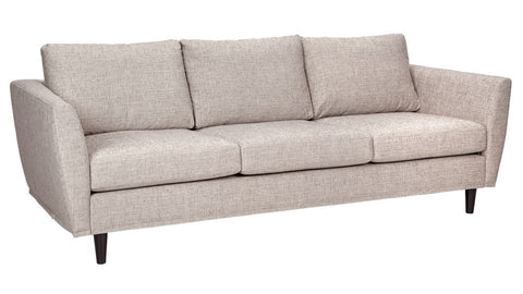Option sofa 3 places Danny Gris Clair