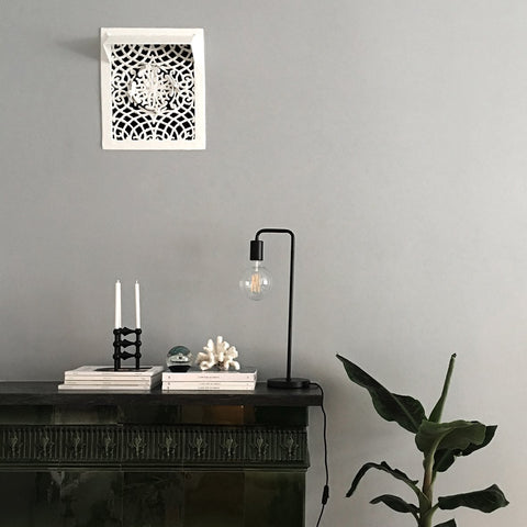 Cool Lampe de chevet | Matt Black