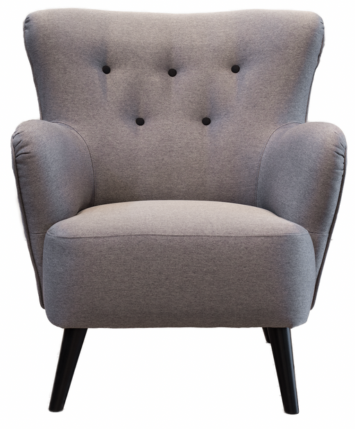 Fauteuil Tullo | Grey, Rouge, Tabacco