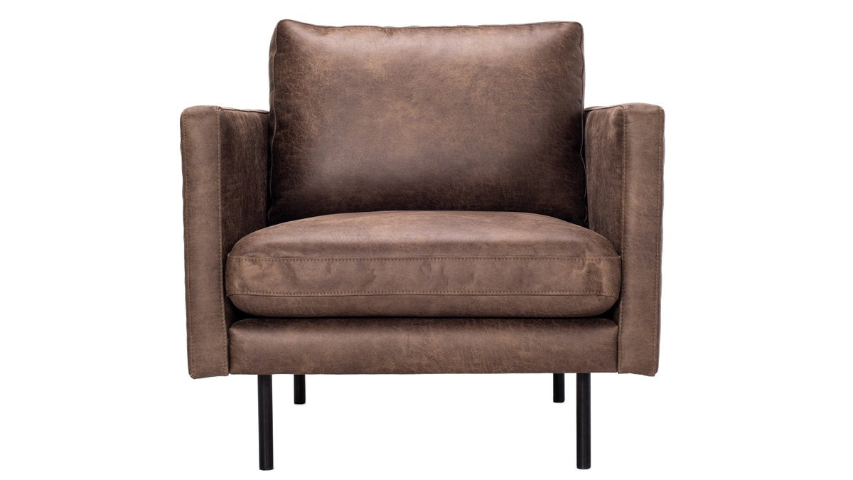 Sicilia Fauteuil | Colorado Brown