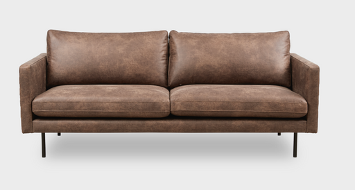 Sicilia sofa 3 places | Colorado Brown