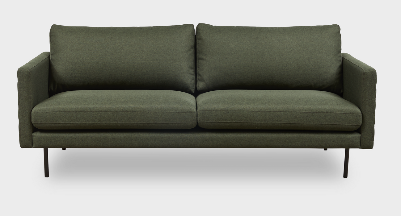 Sicilia sofa 3 places | Malmo Green