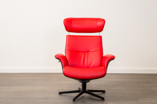 Fauteuil Timeout | Rouge