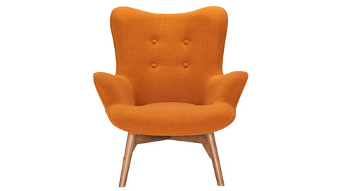 Fauteuil Twist | Orange
