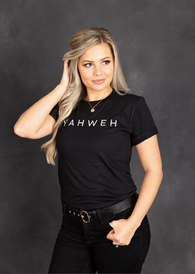 Yahweh - TSHIRT - Clothed in Grace