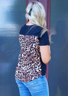 Leopard everything top - Clothed in Grace