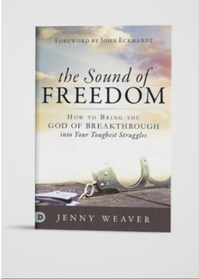 The Sound of Freedom paperback book - Clothed in Grace