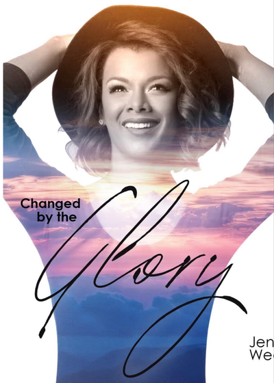 Changed By The Glory CD - Clothed in Grace
